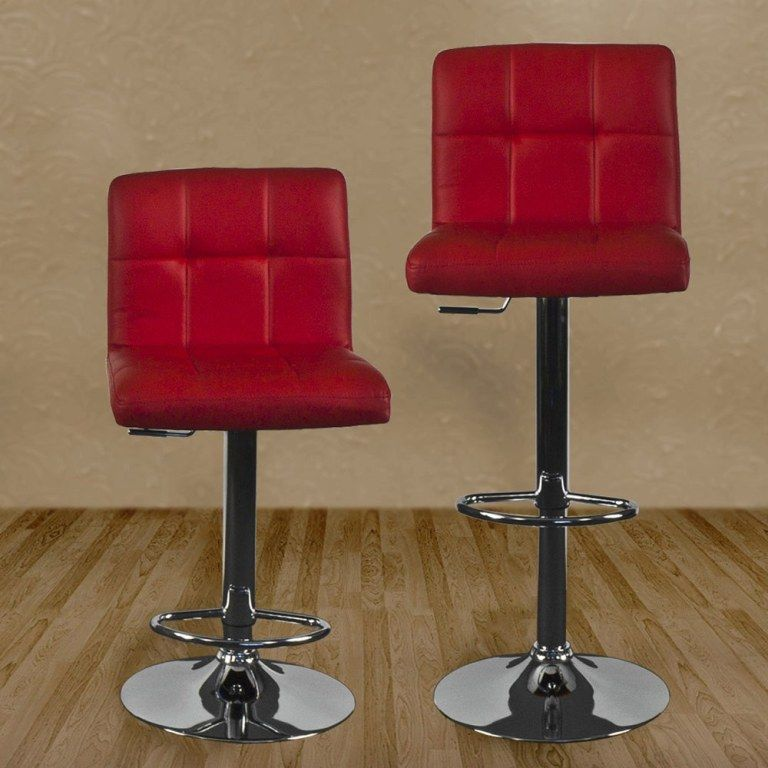 Interior Amazing Red Bar Stools Ikea From The Use Of