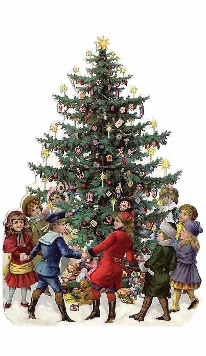 Christmas In Germany Victorian Celebration Repinned By Www Mygrowingtraditions Com
