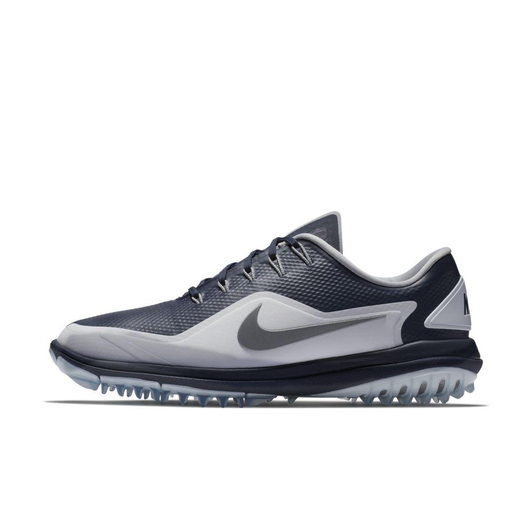 promo code 58fd2 d658f Nike Lunar Control Vapor 2 Men s Golf Shoe Size 10.5 (Thunder Blue)