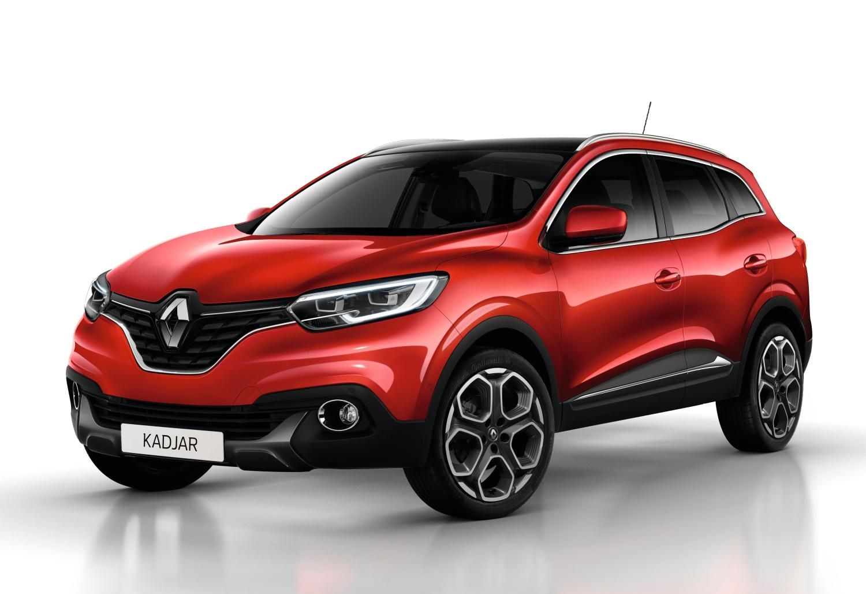 Renault Releases Details Of Efficient New Kadjur New Cars