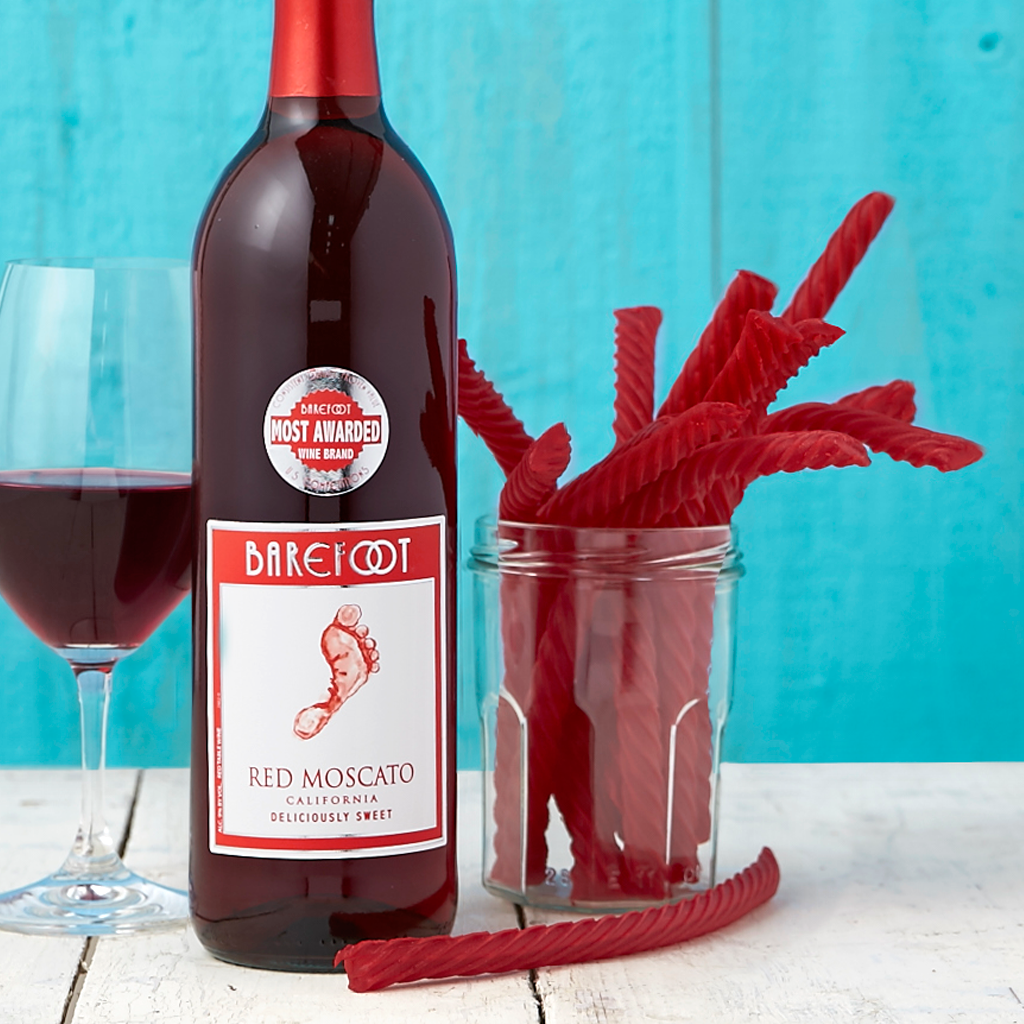 Barefoot Red Moscato Alcohol Content