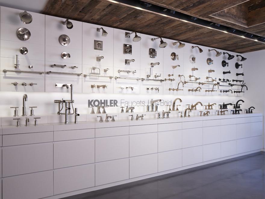 KOHLER Signature Store RETAIL AND EXHIBITION Pinterest Kohler - Bathroom showrooms mn