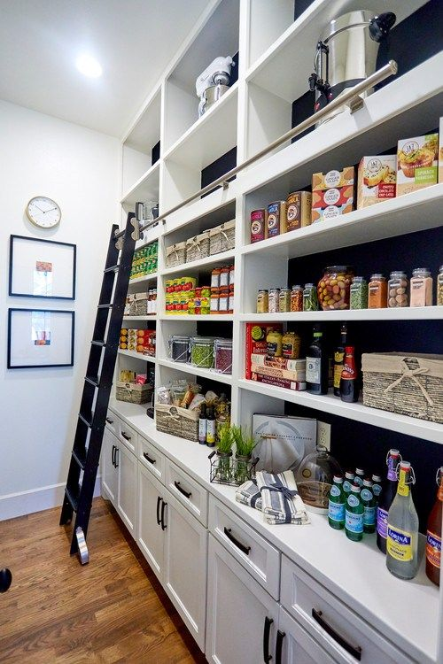 15 Perfect Ideas: How to Organize Your Kitchen Pantry - City of Creative Dreams