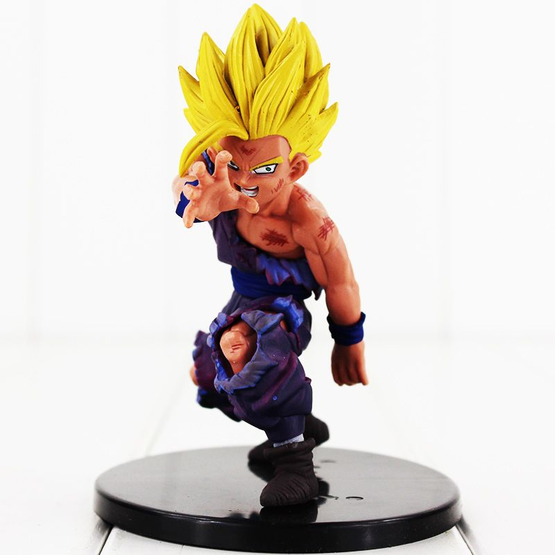 12cm Dramatic Showcase Gohan PVC Action Figure Dragon Ball Z Collection Toys
