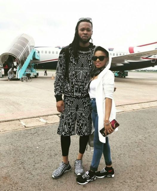 Chidinma and flavour are they dating meme