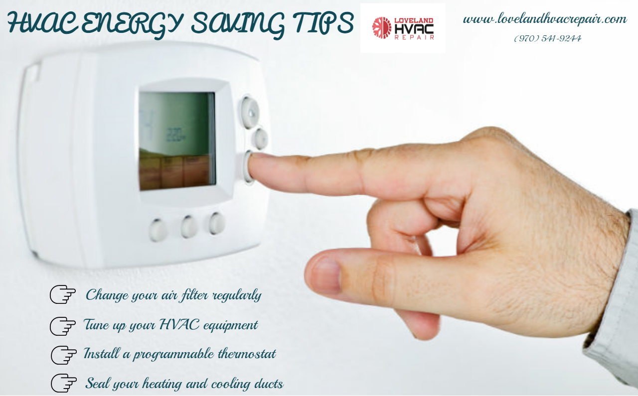 HVAC ENERGY SAVING TIPS Air conditioning services