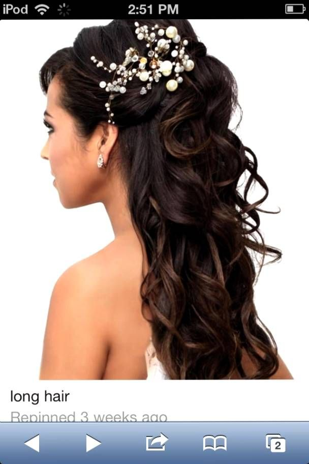 Quinceanera Hairstyles On The Side : Quinceañera hairstyle & make up youtube