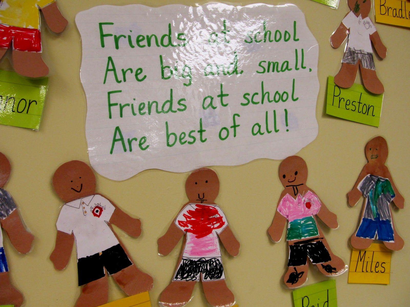 Best 25 Preschool Poems Ideas