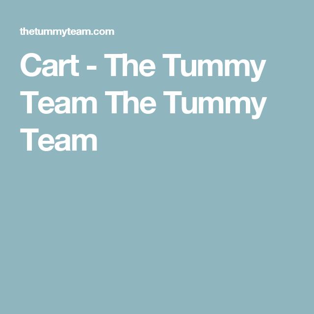Cart - The Tummy Team The Tummy Team