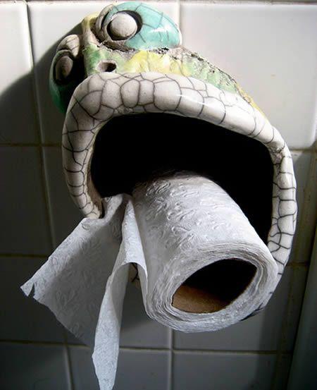 Toilet Paper Dispenser Unique Toilet Paper Holder Toilet Paper Holder Funny Toilet Paper Holder