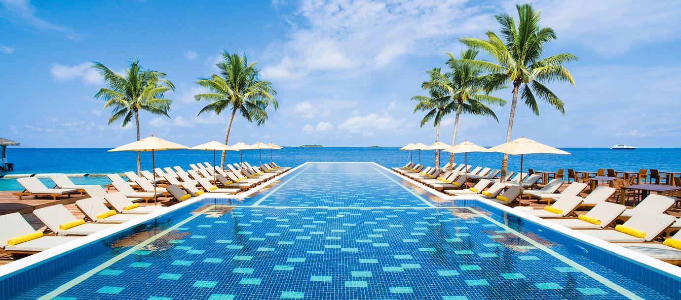 Holiday Island Resort Spa Maldives Buscar Con Google Sea - Island resort maldives definition paradise