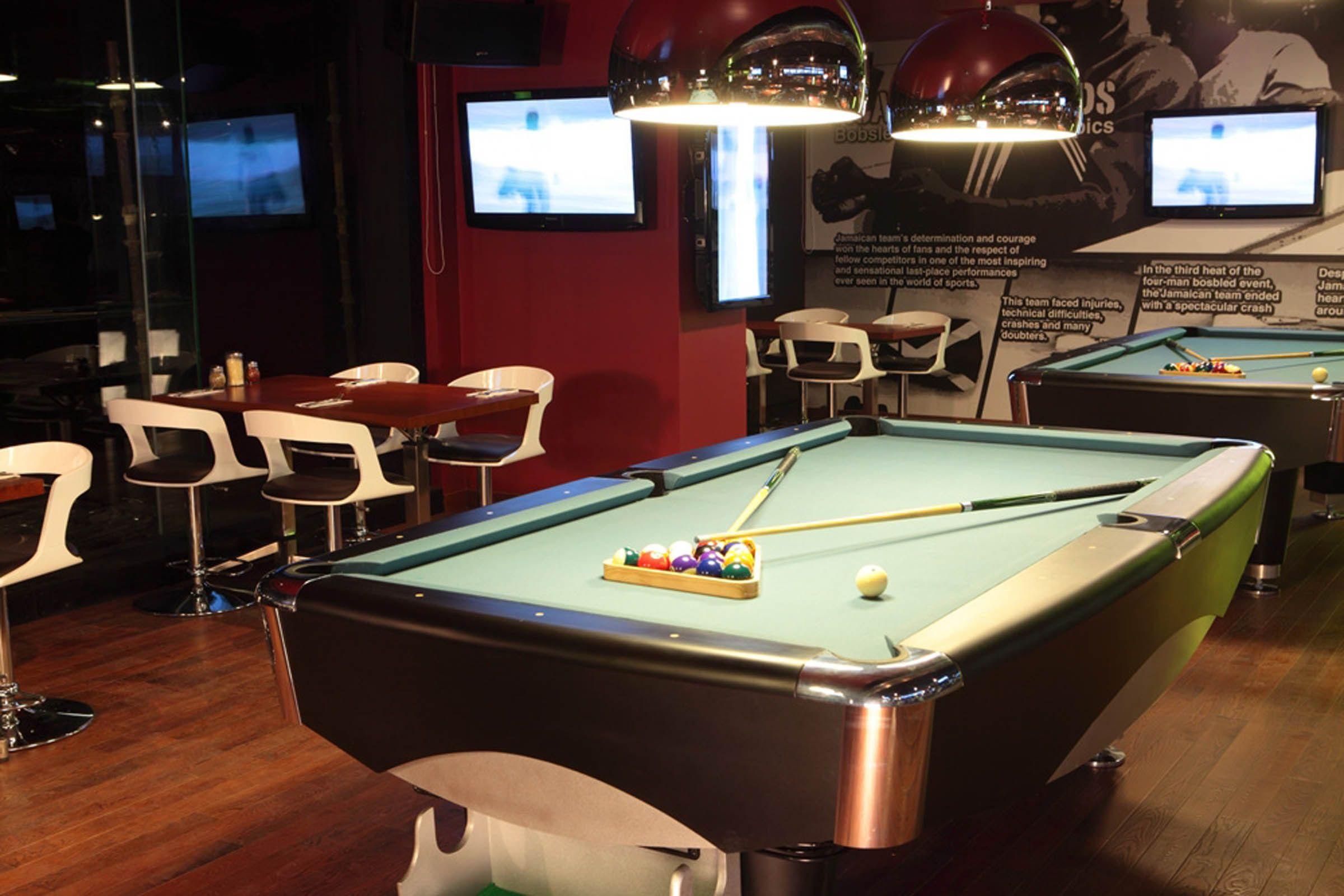 Cool Sports Bar Google Search Basement Bar Designs Sports Bar Bar Design