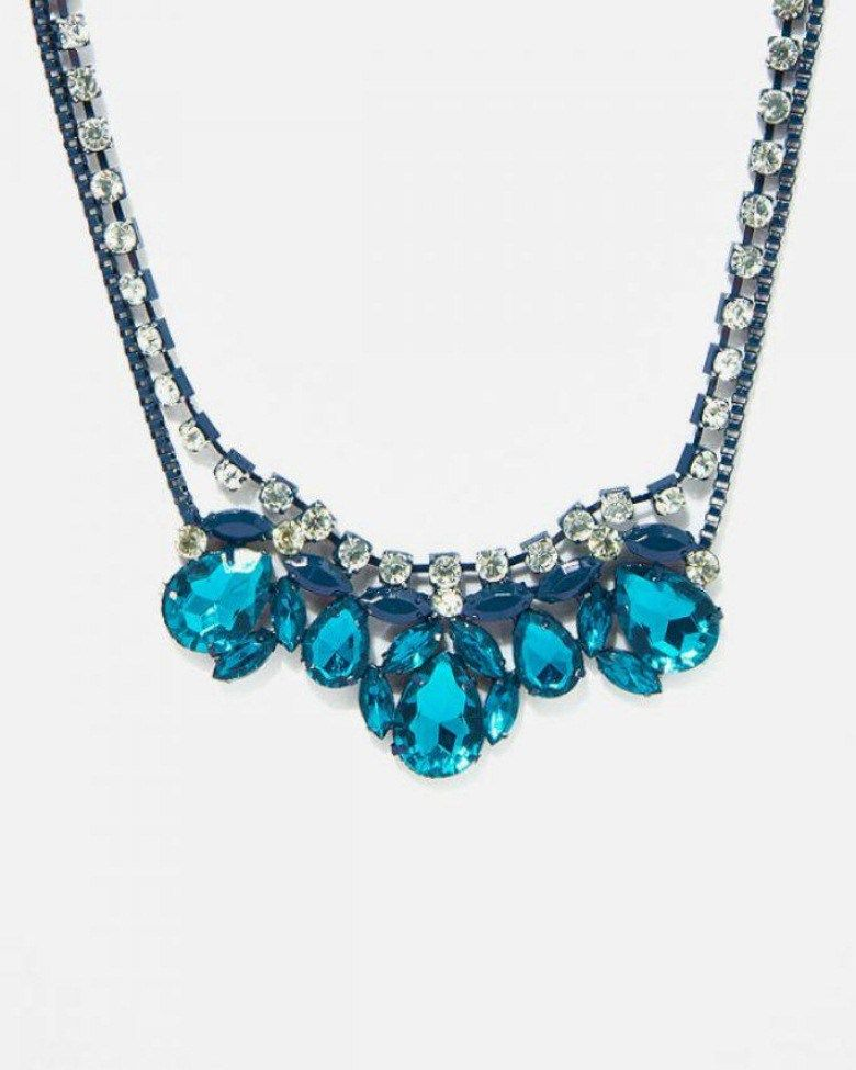 New simple necklace designs in gold 2016   Jewelry   Pinterest ...