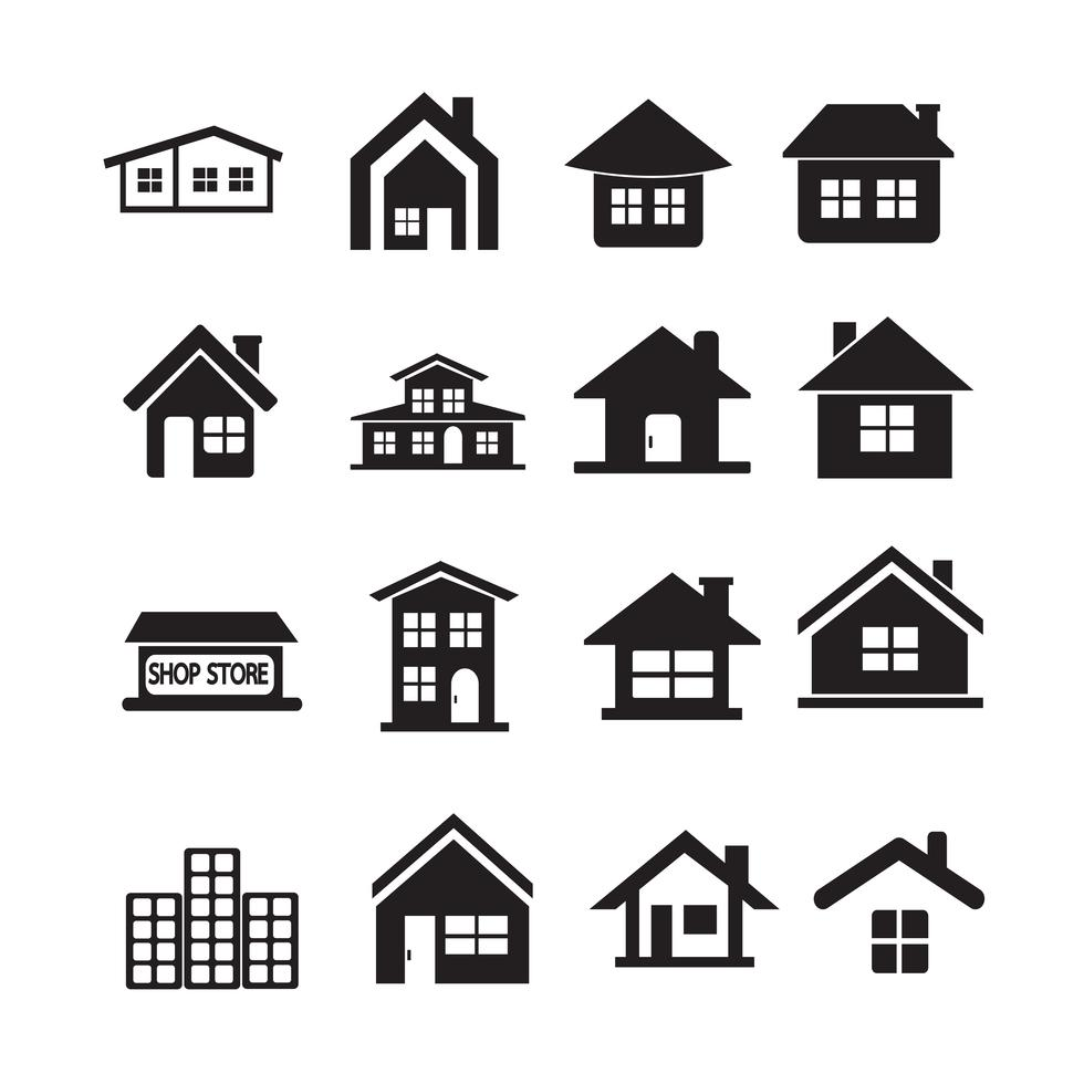 Pin By Emily Senes On Gointernetfast Home Icon House Illustration City Vector