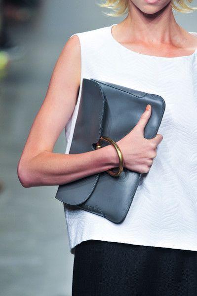 A Détacher - New York Fashion Week, Spring 2014 - Details