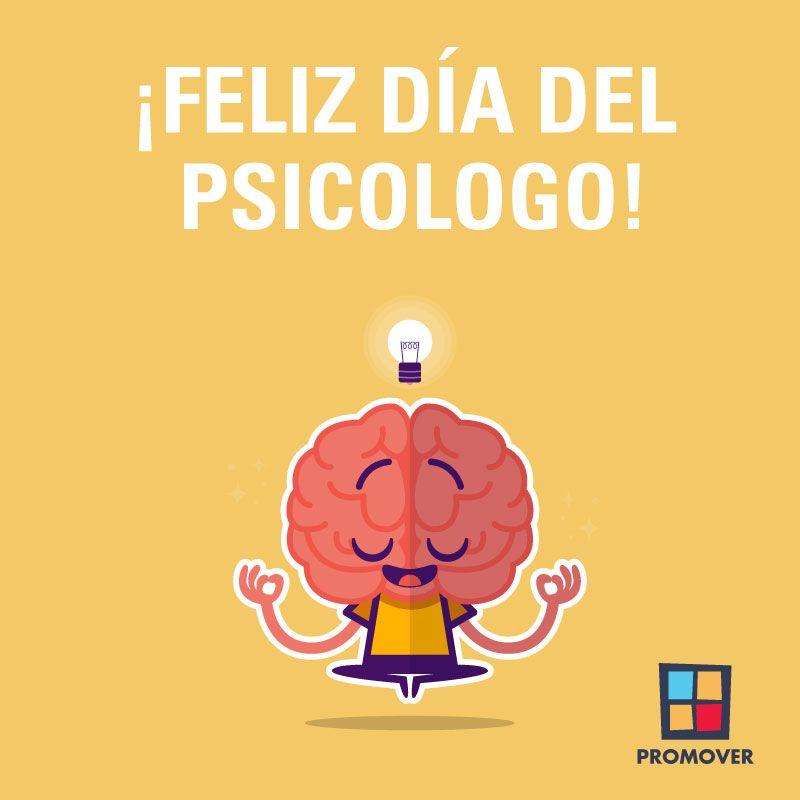 Feliz Día Del Psicólogo