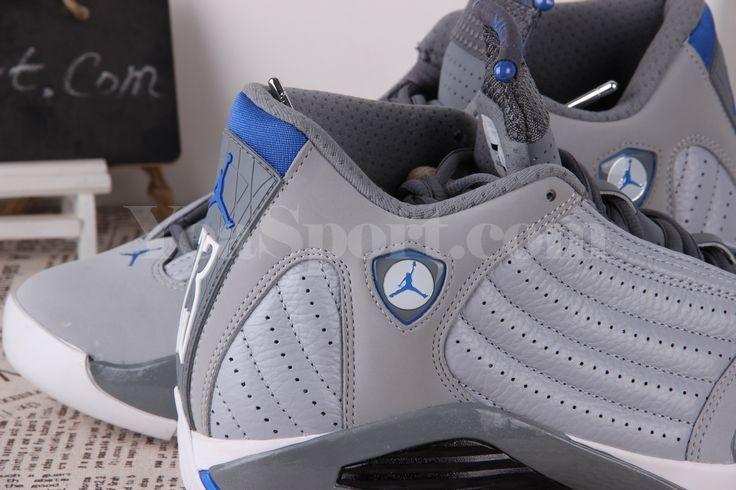Air Jordan 14 Retro Sport Blue,