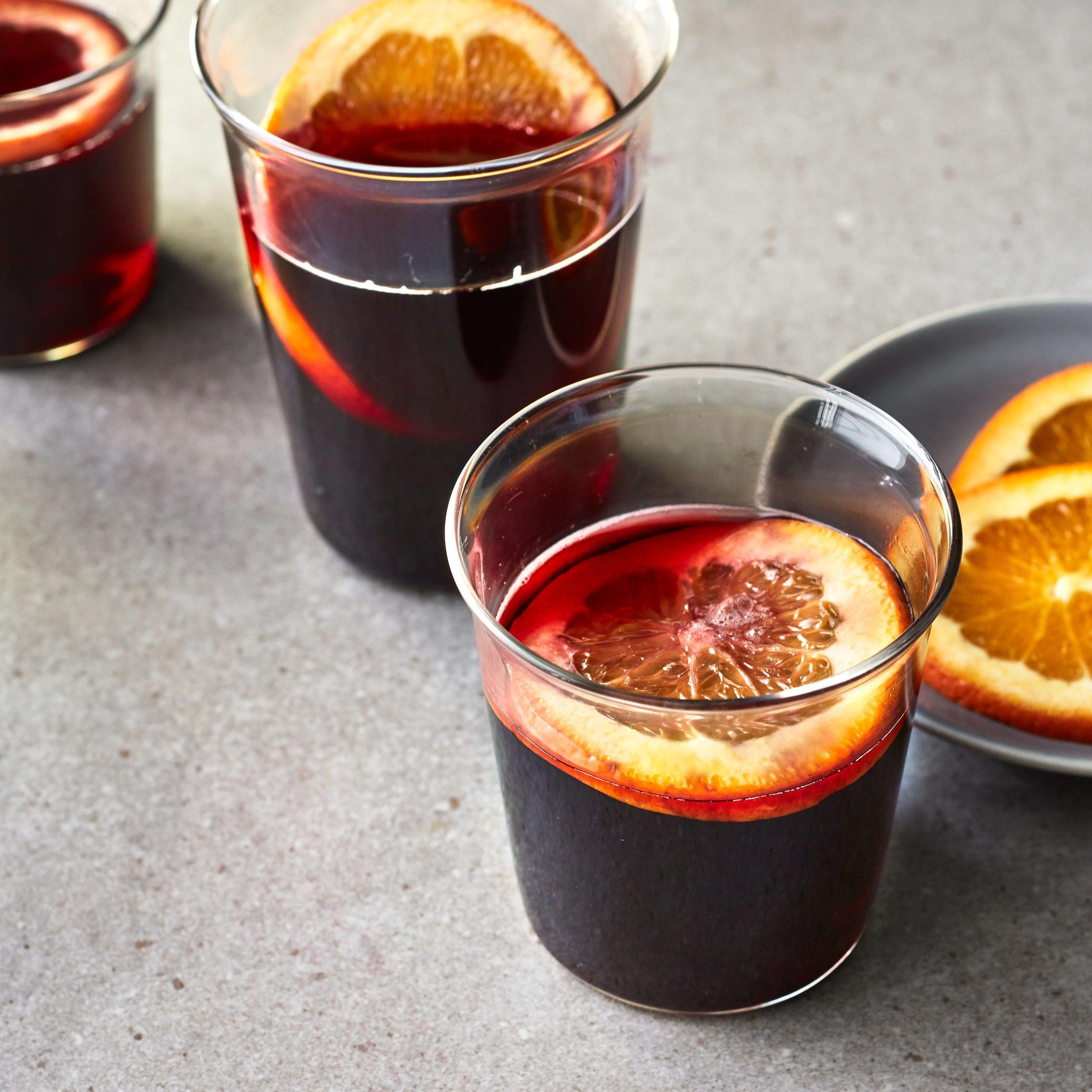 Orange Scented Mulled Wine Recipe Recipe Wine Recipes Mulled Wine Recipe Wine Ingredients