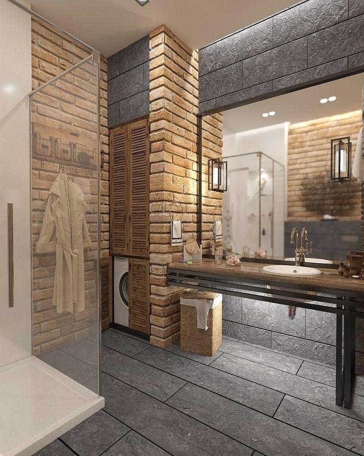 #Badezimmer #Design #Relooking