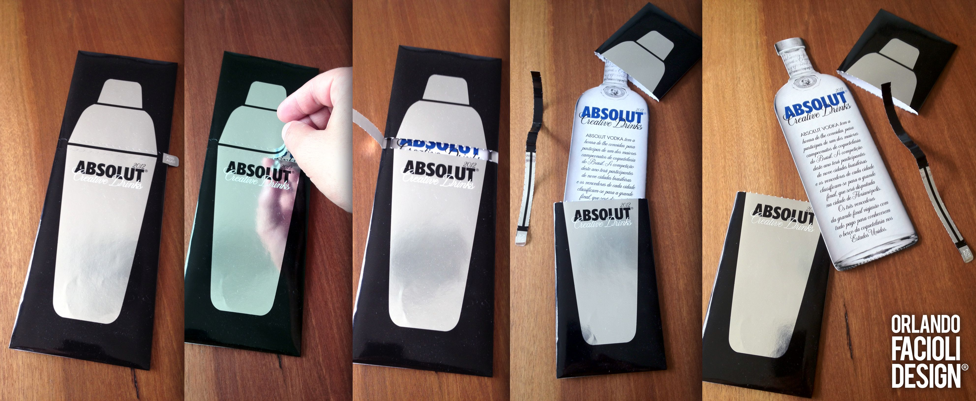 absolut vodka invitation