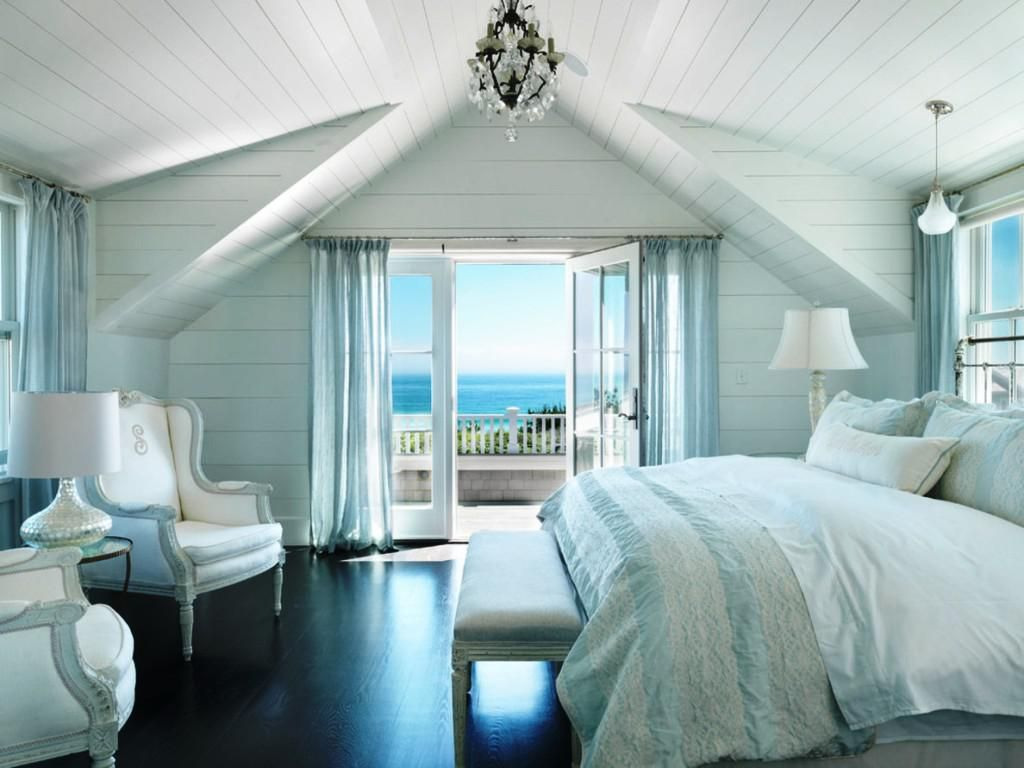 Modern Beach Bedroom Design Of Modern Beach Cottage Bedroom