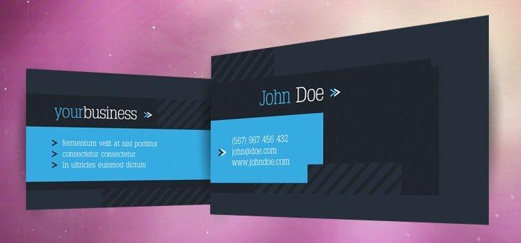 Free technix hi tech business card template psd card templates technix hi tech business card template psd wajeb Image collections