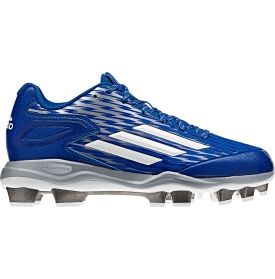 adidas Women's PowerAlley 3 TPU Softball Cleats - Dick's Sporting Goods. Metallic  SneakersFor ...