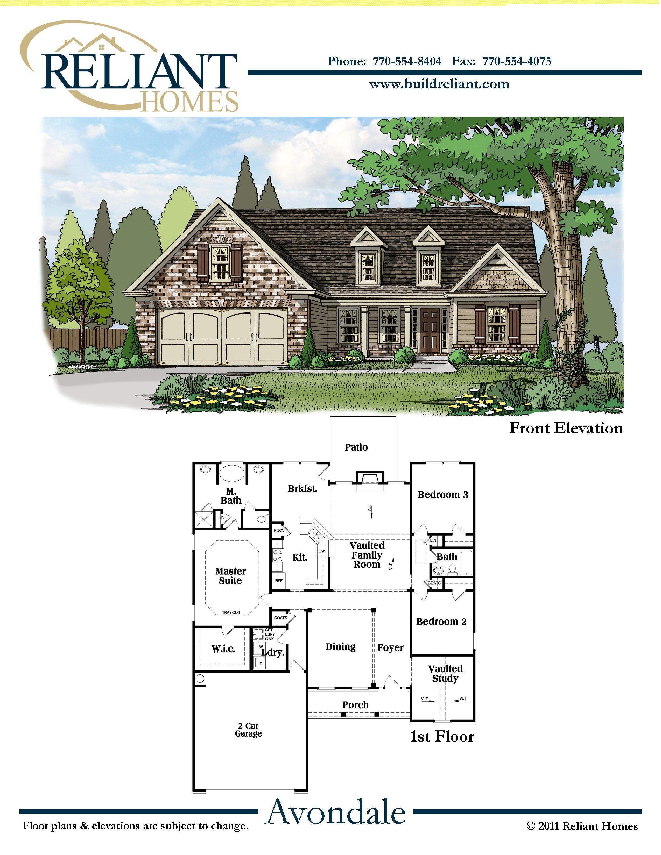 Loganville Ga Georgia Floor Plans South Carolina Homes Georgia Homes