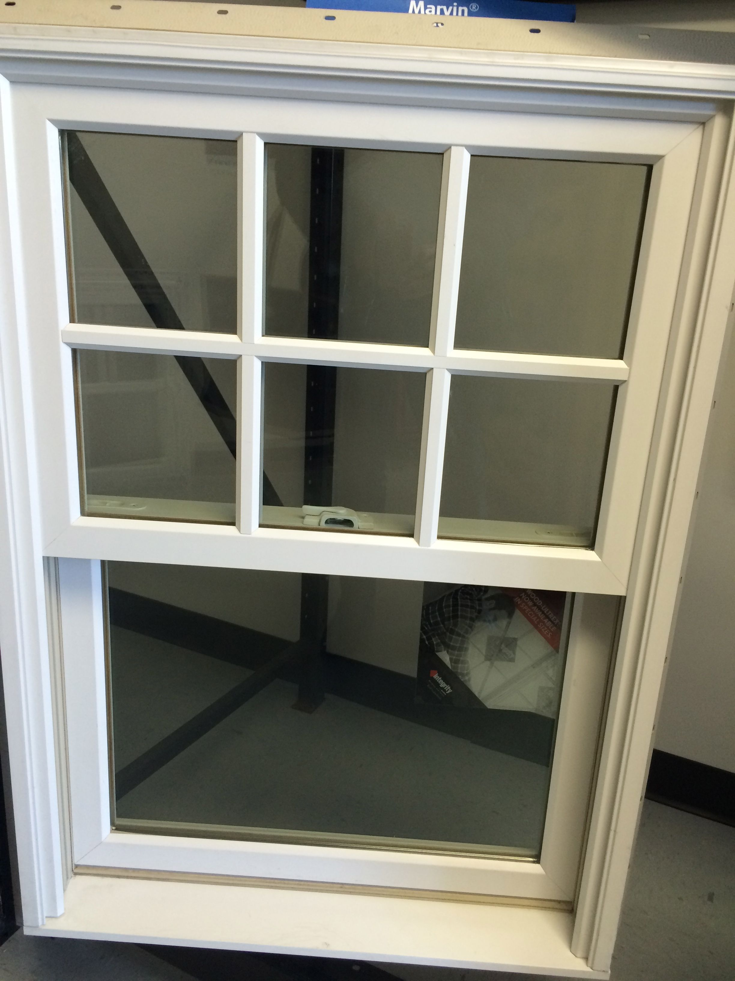 Marvin Integrity Double Hung