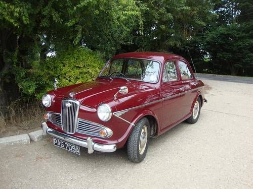1963 Wolseley 1500 Mk Iii With Images Vintage Cars Cars