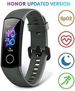 HONOR Band 5 Fitness Armband mit Pulsmesser Test-                   Besessen.