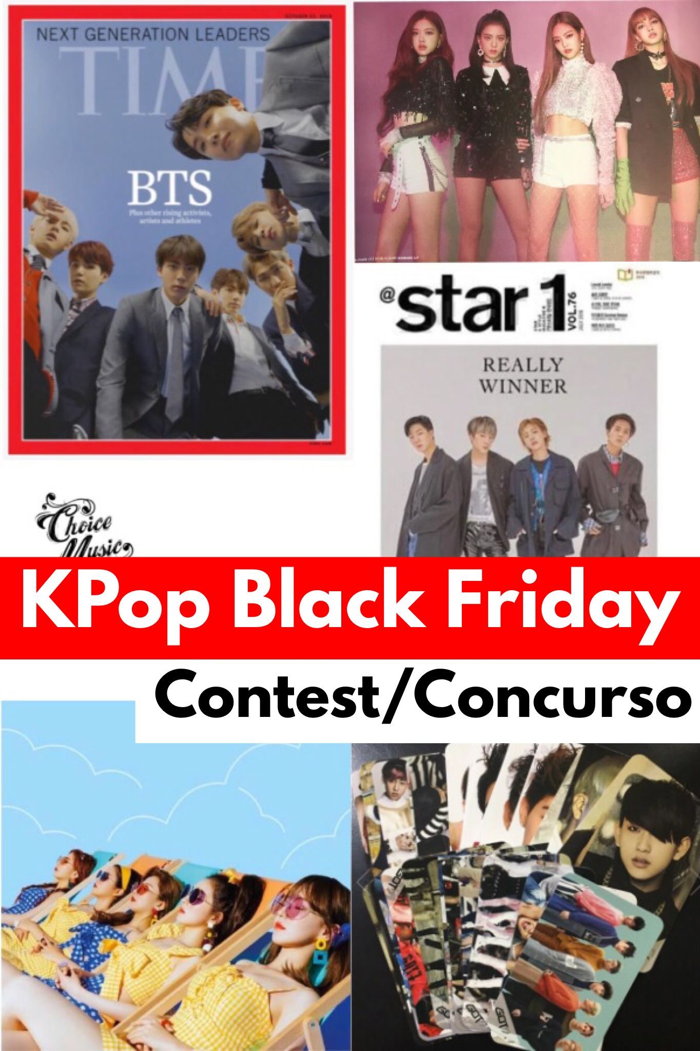 kpop black friday deals
