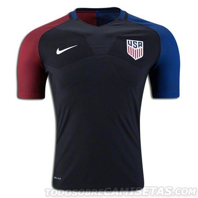 USA away 16