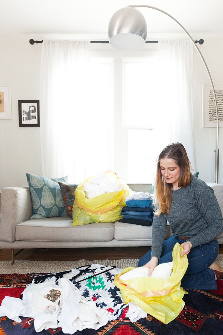 closet clean-out tips for a tiny house (with Glad!)   Home ...