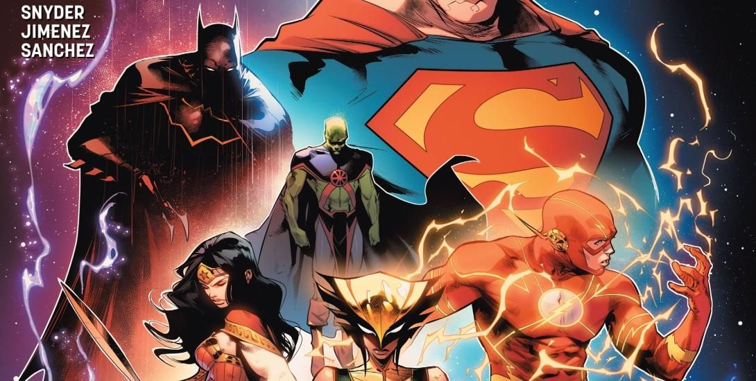 Review Justice League 2 Editor S Note This Review May Contain Spoilers Writer Scott Snyder Artist Jorge Jim Justice League 2 Justice League Dc Heroes