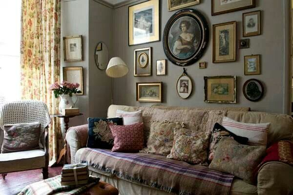 Modern English Country Decor Ideas For Living Room