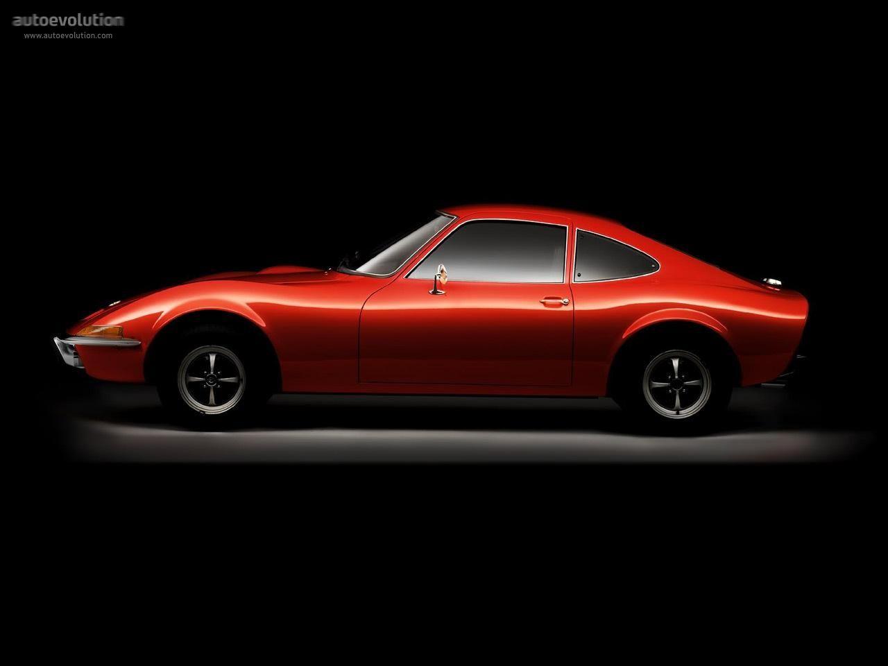 Opel Gt 1968 1969 1970 1971 1972 1973 Autoevolution