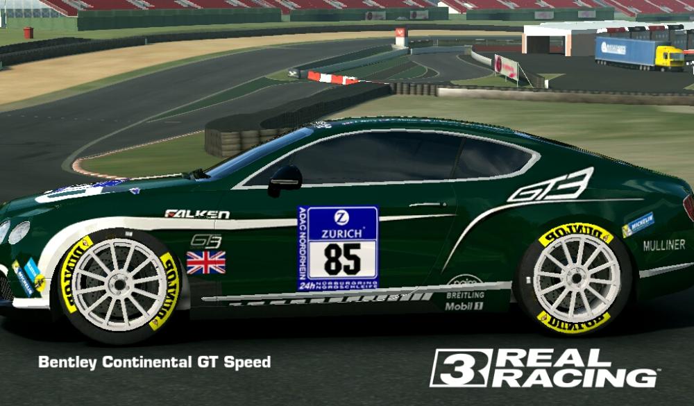 2013_bentley_cgtspeed-Bentley Continental GT3 Specialedition 24H Race Nordschleife 2015 by ICE MONKEY´S Motorsports designs