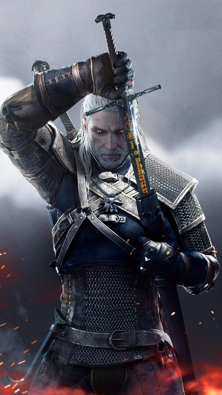 1080p And Some 4k Wallpaper For Phones The Witcher Game The Witcher Geralt The Witcher