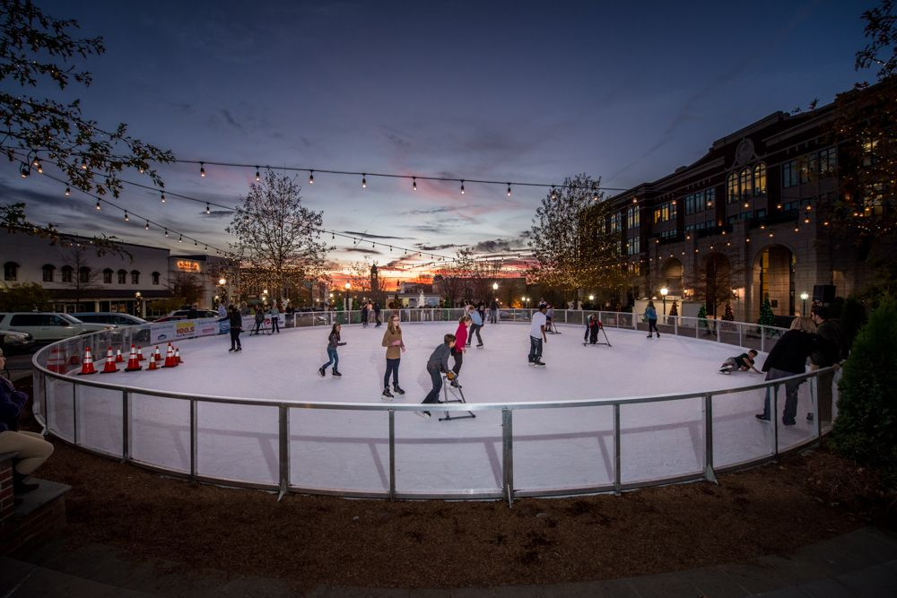 Ice Rink Ken Toney Photography Outdoor sports