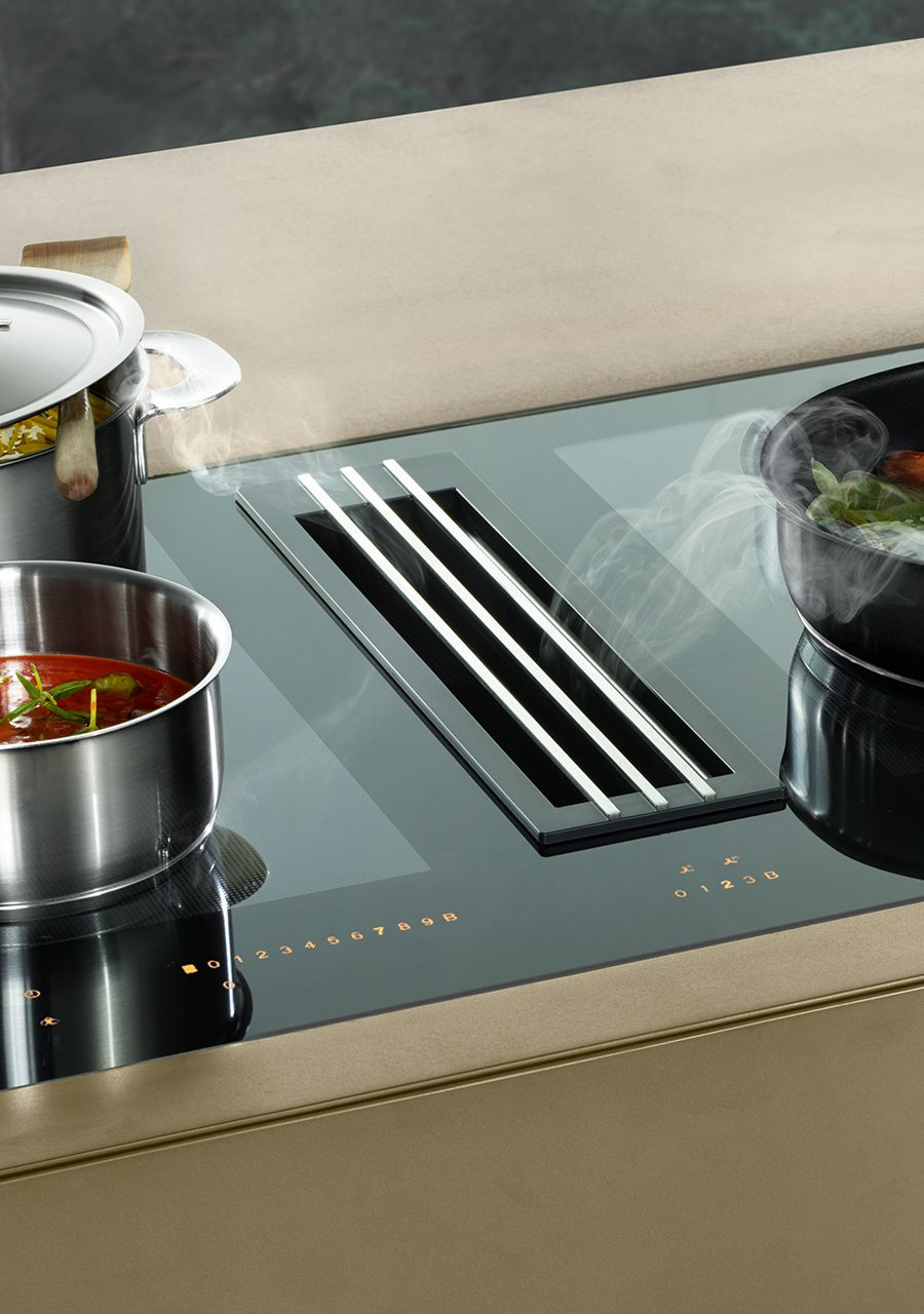 3000 EUR Miele TwoInOne   Integrated Extractor   Miele...Noort ...