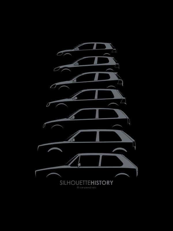 silhouette history golf - Google keresés