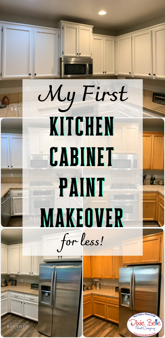 Kitchen Cabinet Diy Painting Makeover In 2020 Diy Kitchen Cabinets Painting Painting Kitchen Cabinets Kitchen Cabinets