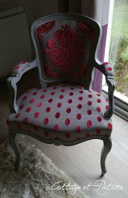 les 25 meilleures id es de la cat gorie fauteuil louis xv sur pinterest louis xv r nover. Black Bedroom Furniture Sets. Home Design Ideas