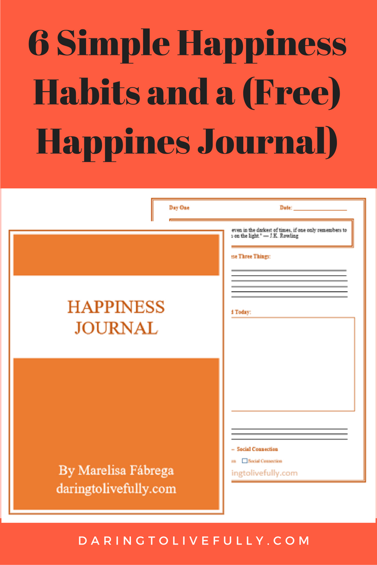 Shawn Achor Quotes 6 Happiness Habits And A Free Happiness Journal  Happiness