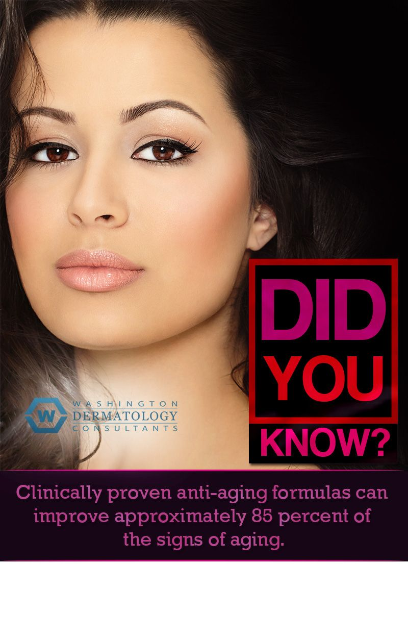 If you have questions about your skincare regimen, call