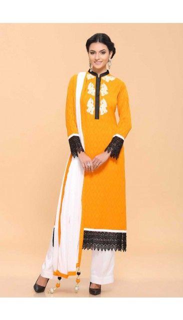 a0b58d66000 Mustard Yellow Trouser Suit - 1641