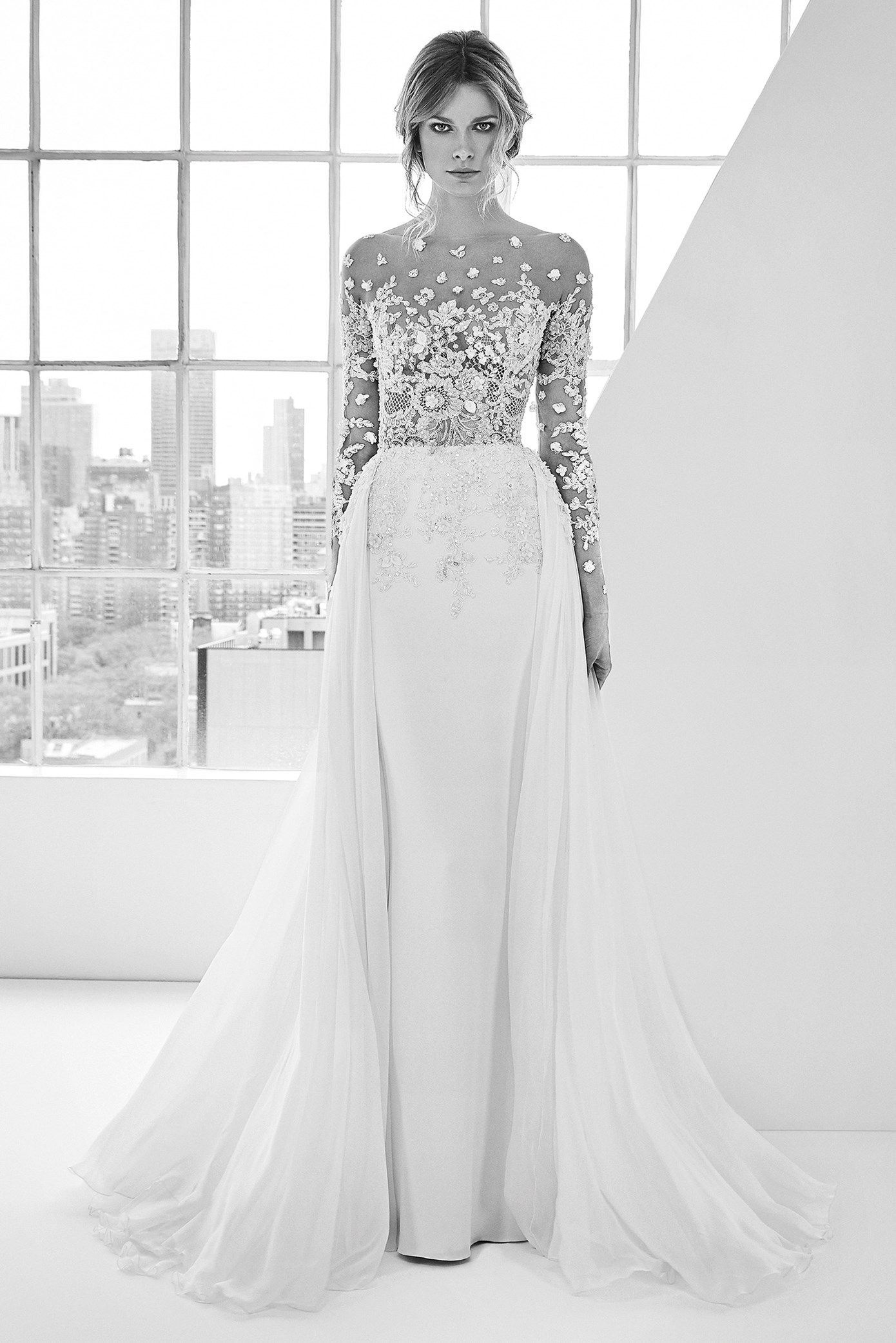 Zuhair Murad Spring Bridal Collection Designer Wedding