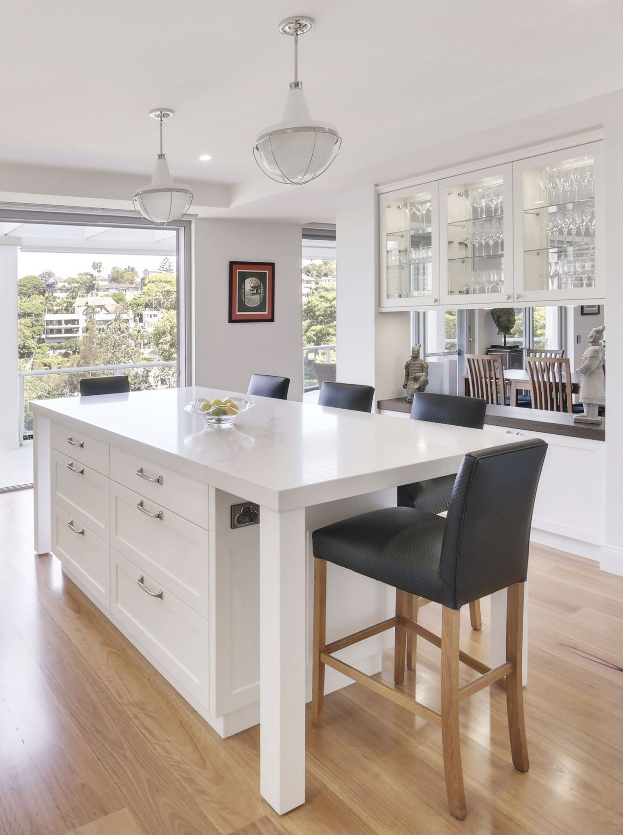 pin by john clerkin on kitchen with images kitchen island table combination kitchen island on kitchen ideas with island id=68128