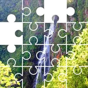 1000 foot falls Jigsaw Puzzle, 51 Piece Crazy  | Jigsaw